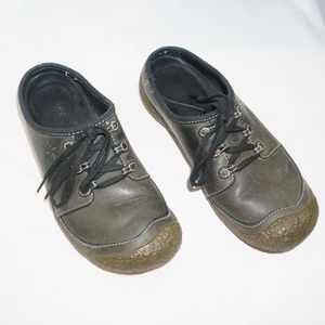 Vintage Keen size 7 leather shoes VGUC